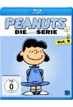 Peanuts - Die neue Serie Vol. 9 (Episode 83-93) Blu-ray-Cover