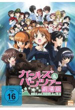 Girls & Panzer - Der Film DVD-Cover