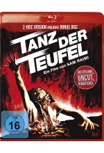Tanz der Teufel 1 - Uncut/Remastered Version  (+ Bonus-Blu-ray) Blu-ray-Cover