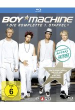 Boy Machine - Die Komplette 1. Staffel Blu-ray-Cover