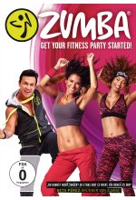 Zumba - Get your Fitness Party Started DVD-Cover