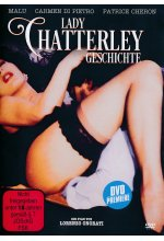 Lady Chatterley Geschichte DVD-Cover
