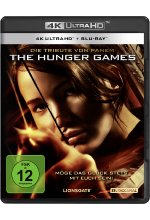Die Tribute von Panem - The Hunger Games  (4K Ultra-HD) (+ Blu-ray) Cover