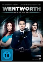 Wentworth - Staffel 2  [4 DVDs] DVD-Cover