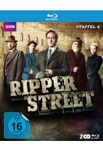 Ripper Street - Staffel 4  [2 BRs] Blu-ray-Cover