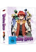Divine Gate - Vol. 1   [LE] Blu-ray-Cover