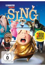 Sing DVD-Cover