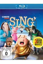 Sing Blu-ray-Cover