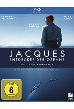 Jacques - Entdecker der Ozeane Blu-ray-Cover