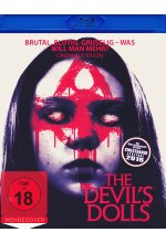 The Devil's Dolls Blu-ray-Cover