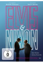 Elvis & Nixon DVD-Cover