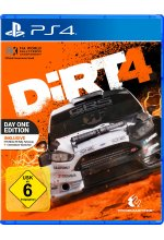 Dirt 4 (Day One Edition) Cover