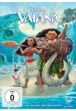 Vaiana DVD-Cover