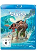 Vaiana Blu-ray-Cover