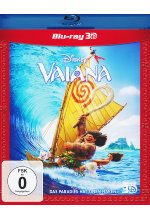 Vaiana Blu-ray 3D-Cover