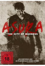 Asura - The City of Madness DVD-Cover