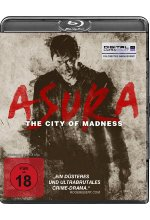 Asura - The City of Madness Blu-ray-Cover