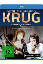Mir nach, Canaillen! - HD Remastered Blu-ray-Cover
