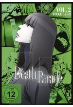 Death Parade Vol. 2 - Folge 05-08 DVD-Cover
