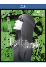 Death Parade Vol. 2 - Folge 05-08 Blu-ray-Cover