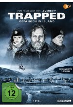 Trapped - Gefangen in Island - Staffel 1  [4 DVDs] DVD-Cover