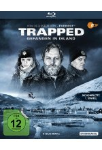Trapped - Gefangen in Island - Staffel 1  [3 BRs] Blu-ray-Cover