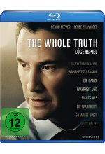 The Whole Truth -  Lügenspiel Blu-ray-Cover