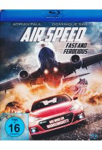 Air Speed - Fast and Ferocious Blu-ray-Cover