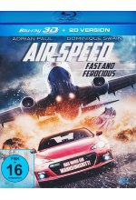Air Speed - Fast and Ferocious  (inkl. 2D-Version) Blu-ray 3D-Cover