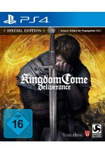 Kingdom Come Deliverance (Special Edition) Cover