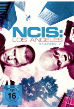 NCIS: Los Angeles - Season 7  [6 DVDs] DVD-Cover