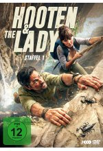 Hooten & The Lady - Staffel 1  [3 DVDs] DVD-Cover