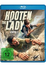 Hooten & The Lady - Staffel 1  [2 BRs] Blu-ray-Cover