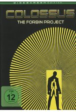 Colossus - The Forbin Project - Widescreen Edition DVD-Cover