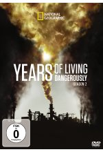 Years of Living Dangerously - Season 2  [3 DVDs] DVD-Cover