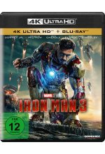 Iron Man 3  (4K Ultra HD) (+ Blu-ray) Cover