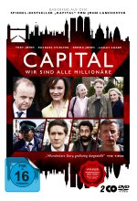 Capital - Wir sind alle Millionäre  [2 DVDs] DVD-Cover