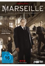Marseille - Staffel 1  [2 DVDs] DVD-Cover