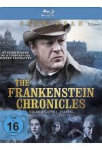 Frankenstein Chronicles  [2 BRs] Blu-ray-Cover