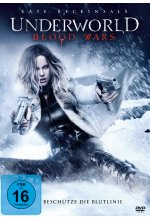 Underworld: Blood Wars DVD-Cover