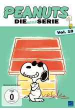 Peanuts - Die neue Serie Vol.10 (Episode 94-104) DVD-Cover