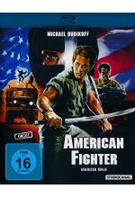 American Fighter - Uncut Blu-ray-Cover