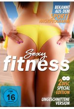 Sexy Fitness  [2 DVDs] DVD-Cover