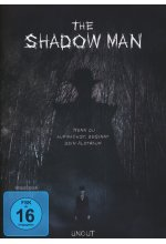 The Shadow Man - Uncut DVD-Cover