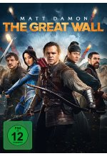 The Great Wall DVD-Cover