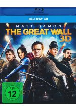 The Great Wall Blu-ray 3D-Cover