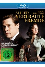 Allied - Vertraute Fremde Blu-ray-Cover