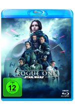 Rogue One: A Star Wars Story Blu-ray-Cover
