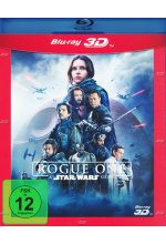 Rogue One: A Star Wars Story Blu-ray 3D-Cover