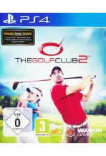 The Golf Club 2 Cover